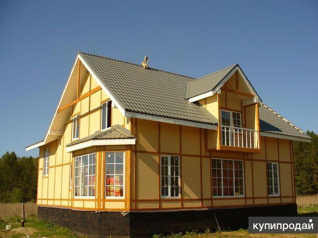 Строительство домов из любого материала в Энгельсе