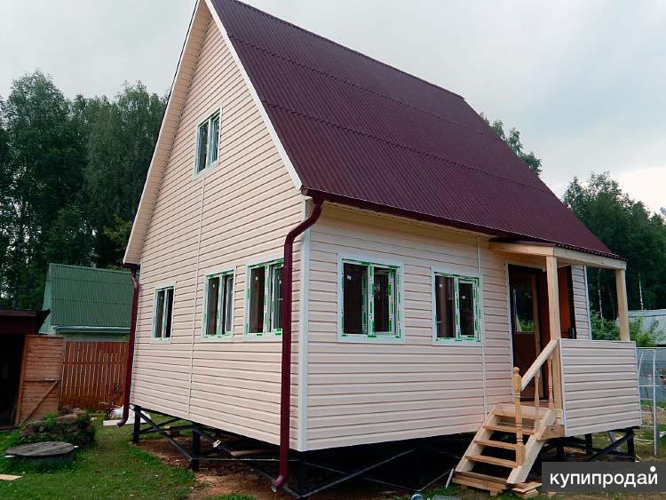 Дачные дома небольшие садовые домики под ключ Пенза и область