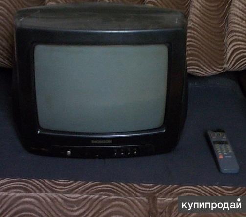 Телевизор Thomson 36 MT 11 (ремонт)