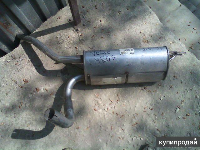 Выхлопная труба на volvo-480e
