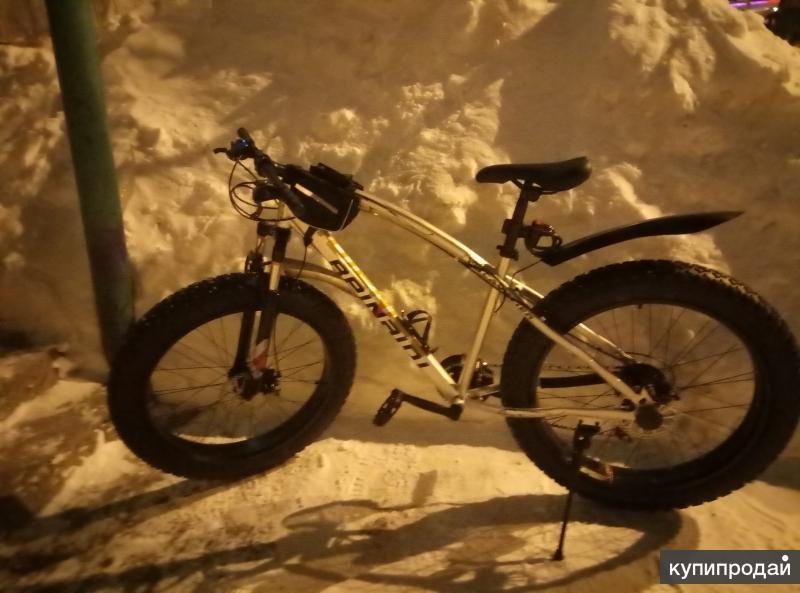 Велосипед фет-байк