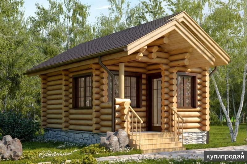 Строительство и отделка бань, загородных домов