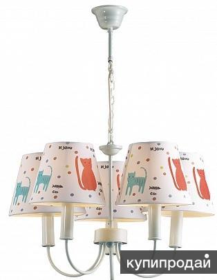 Подвесная люстра Odeon Light Cats