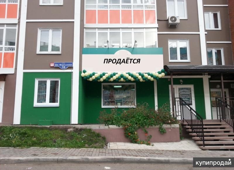 Продам торгово-офисное помещение. 1-я линия