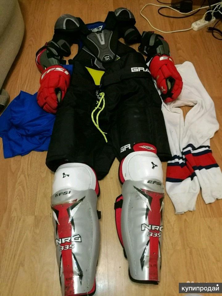 Хоккейная форма на рост 180