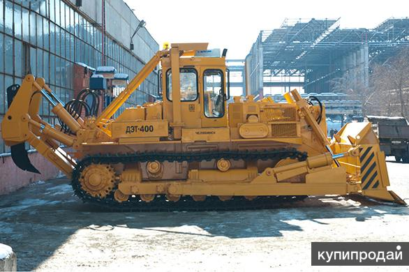 Бульдозер ЧТЗ-Уралтрак ДЭТ-400-01Б1Р2 (тяговый класс 25 тонн)