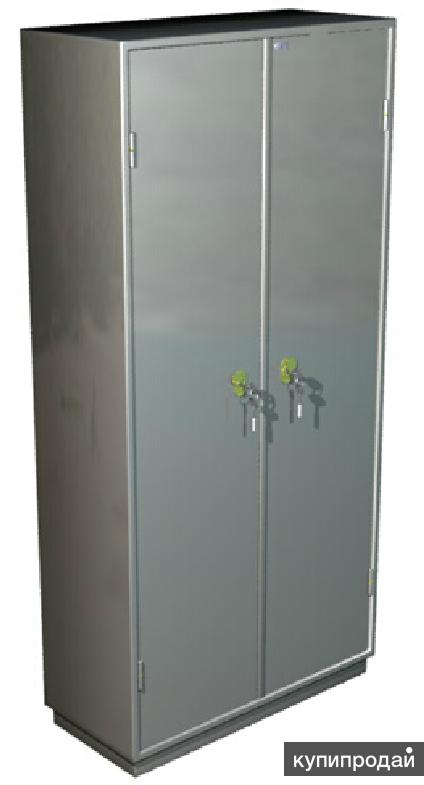 Шкаф металлический офисный КБ-10