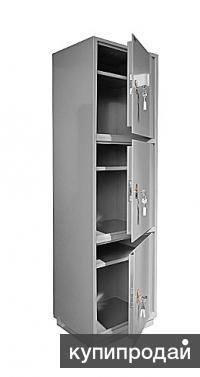 Шкаф металлический офисный КБ-033