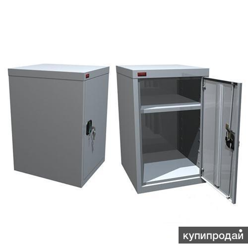 Шкаф металлический офисный ШАМ-12/680