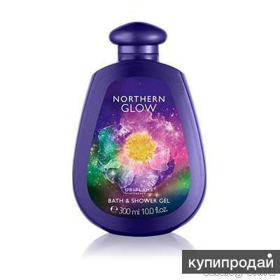 Пена для ванны и гель для душа 2-в-1 Northern Glow [Нозерн Глоу]