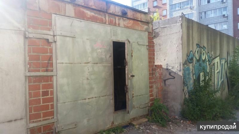 гараж капитальный наземный с отдельным входом в центре города