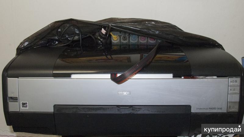 принтер Epson Stylus Photo 1410 - А3