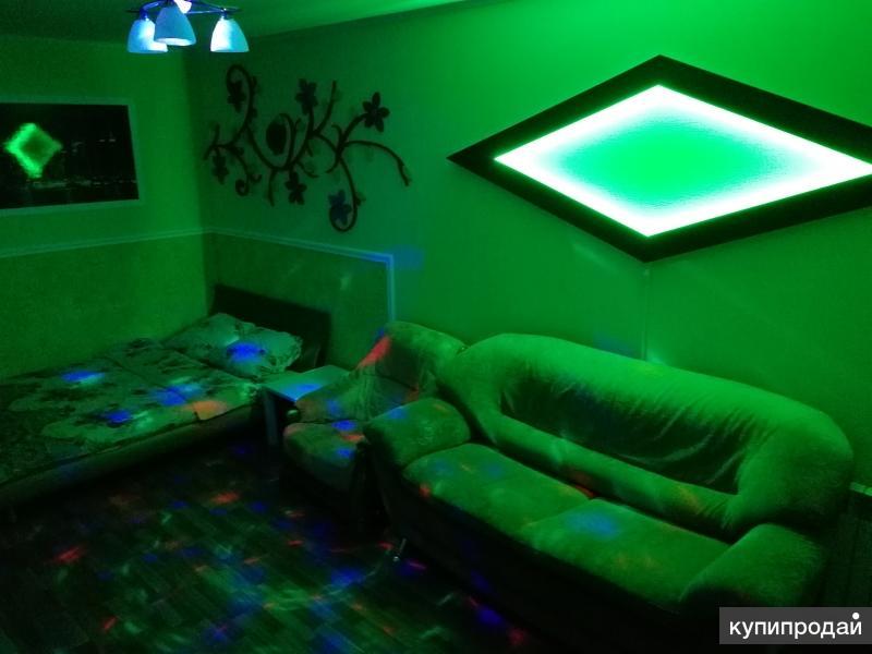 1а комнатная квартира по суточно на Клыкова