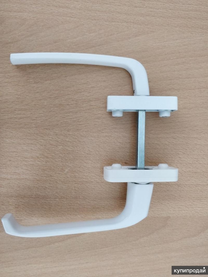 Ручка для балконной двери двухсторонняя