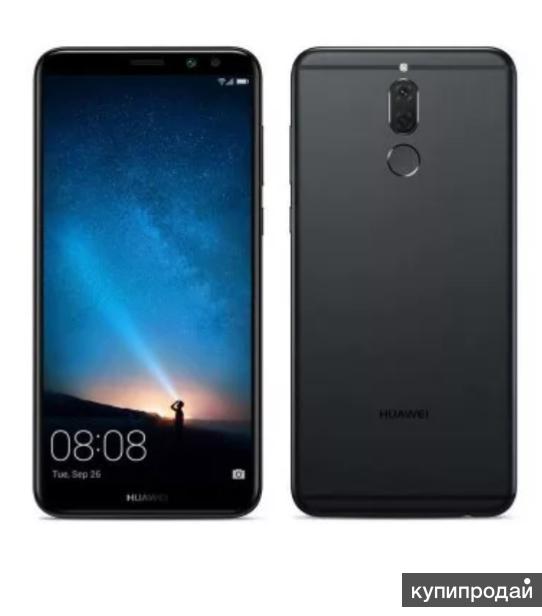 Huawei nova2i, колонка для прослушивания музыки