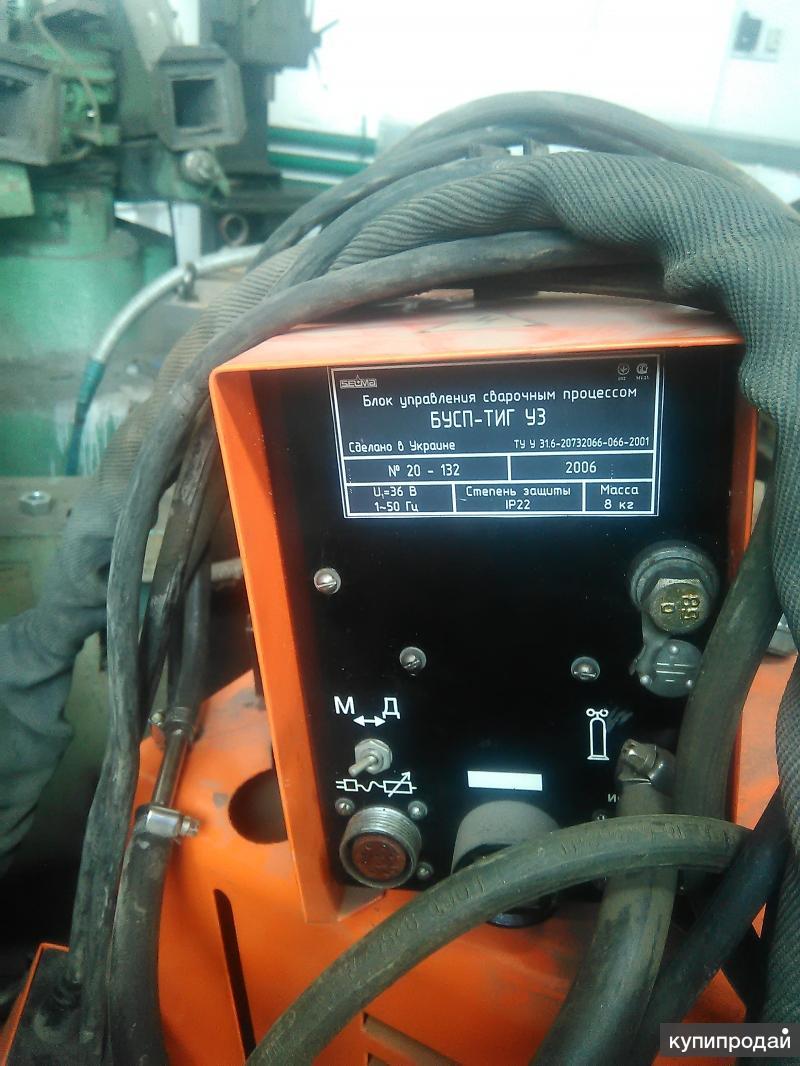 Продам блок управления БУСП-ТИГ У3(1шт)
