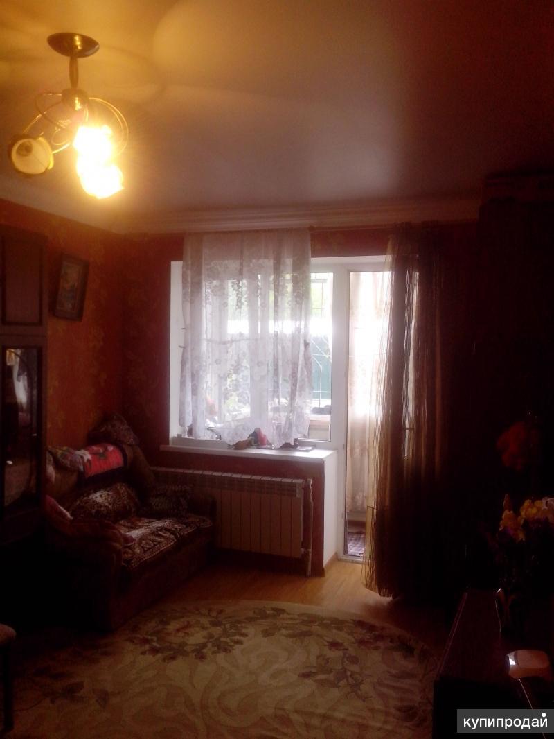 1-к квартира, 40 м2, 1/5 эт.