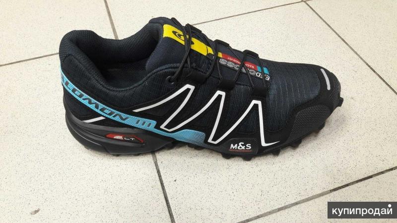 Новые кроссовки Salomon (Саломон) 41 размера