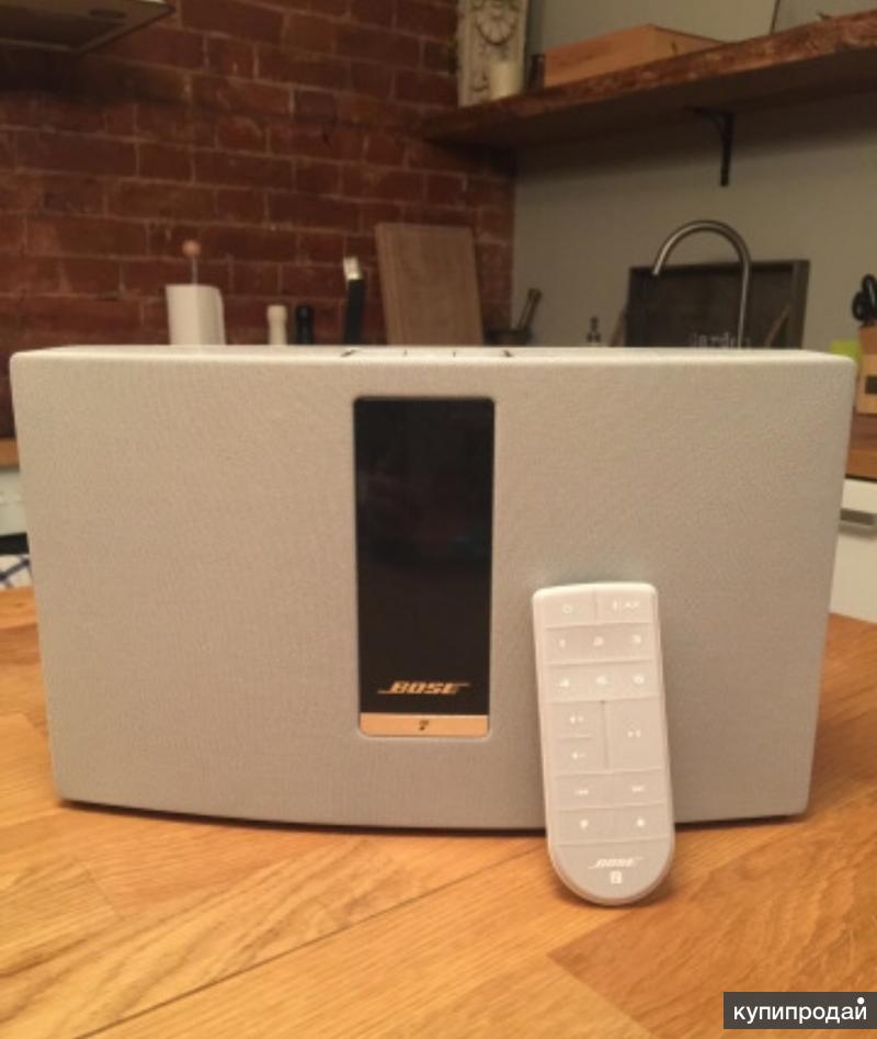 Акустическая система Bose SoundTouch  20 III White