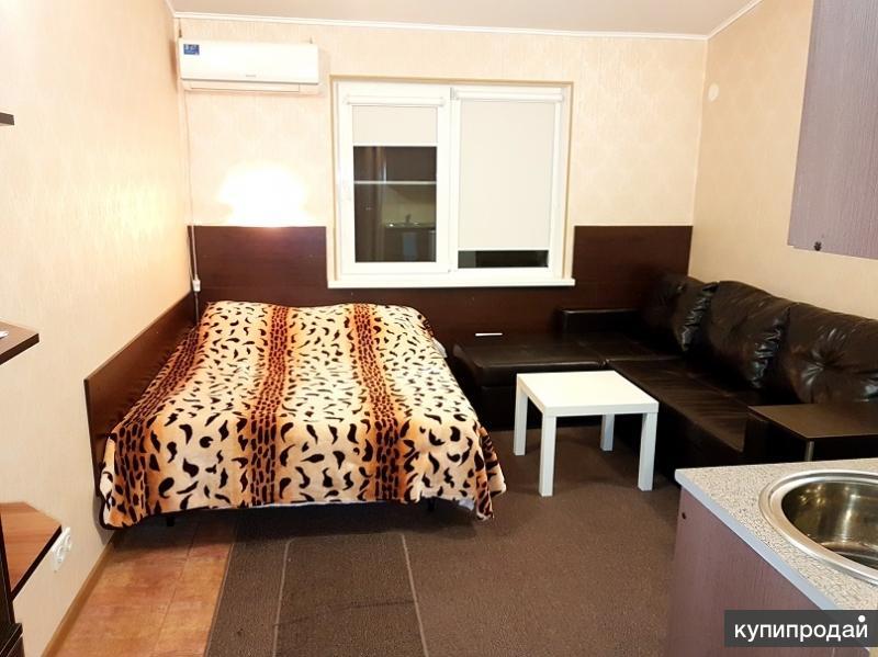 1-к квартира, 24 м2, 2/2 эт.