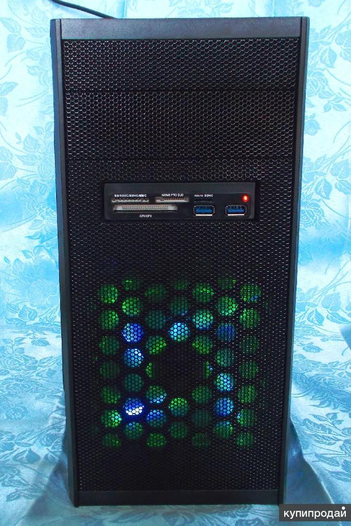 1050-2Gb 6ядер AMD FX6300-4GHz ОЗУ-4Gb HDD-1000Gb