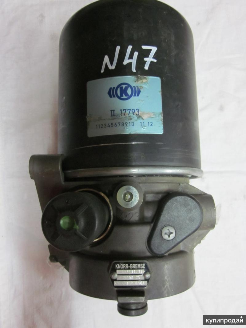 81.52102-6101 Осушитель воздуха однокамерный  для грузовых автомобилей MAN