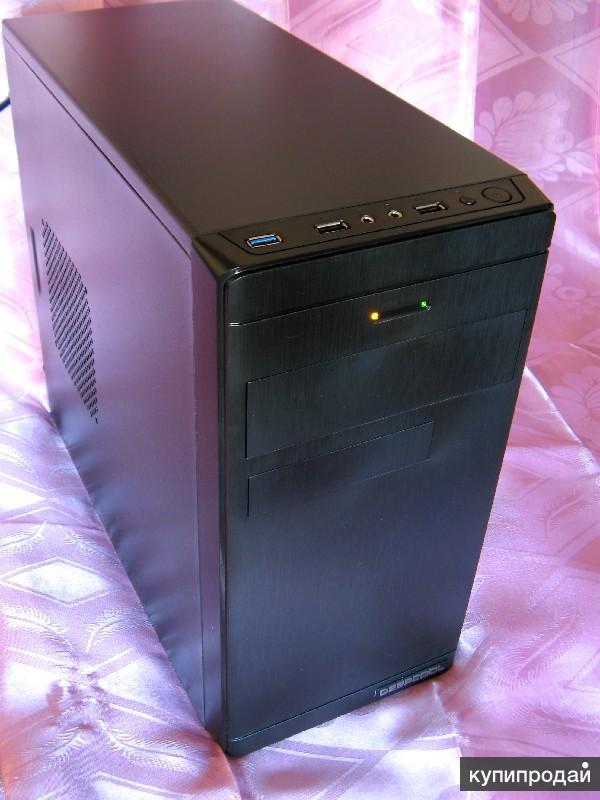 MSI1050 и 4хпоточный G4620/3700 DDR4-8Gb HDD1000