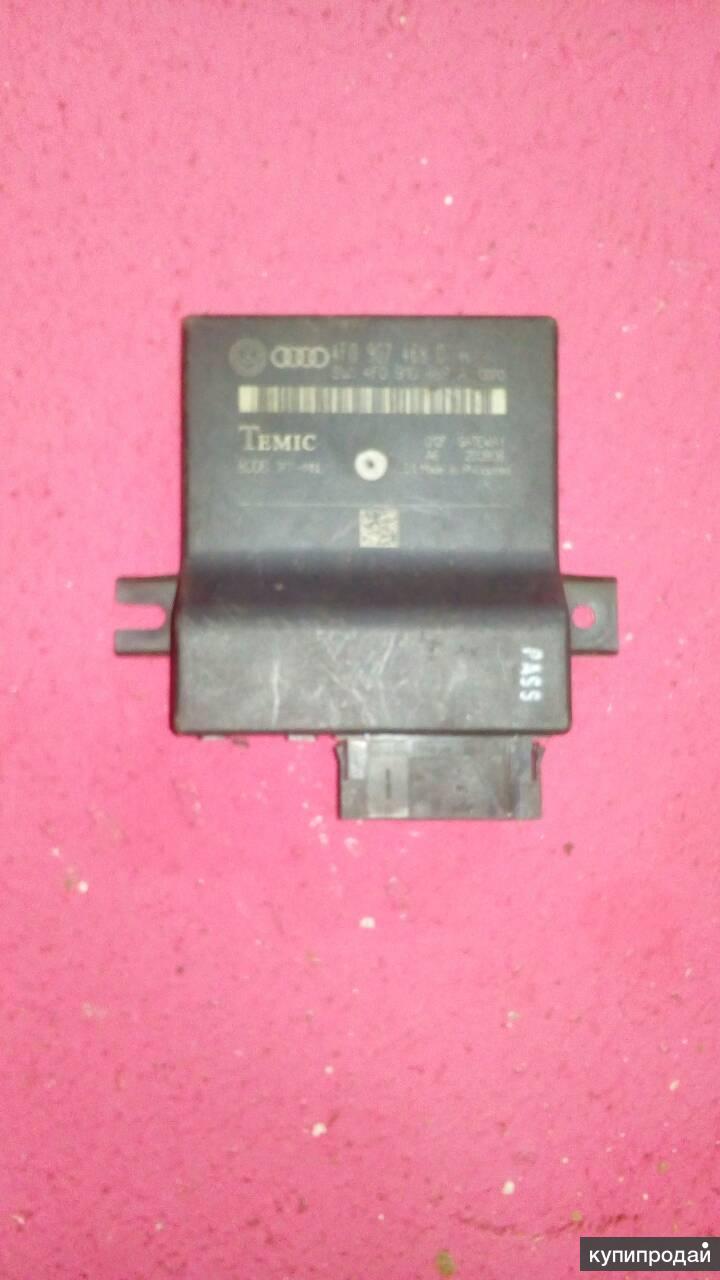 4F0907468D Блок электронный VAG