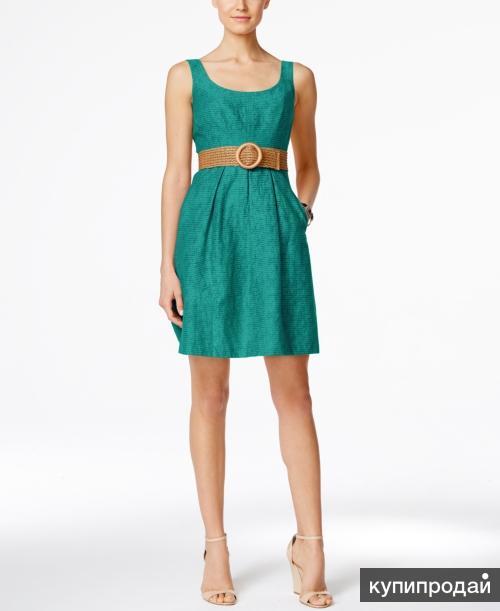 Платье NINE WEST, новое с этикеткой, размер 14(48)