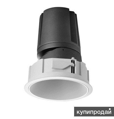 Встраиваемый поворотный светильник Mola 2-12