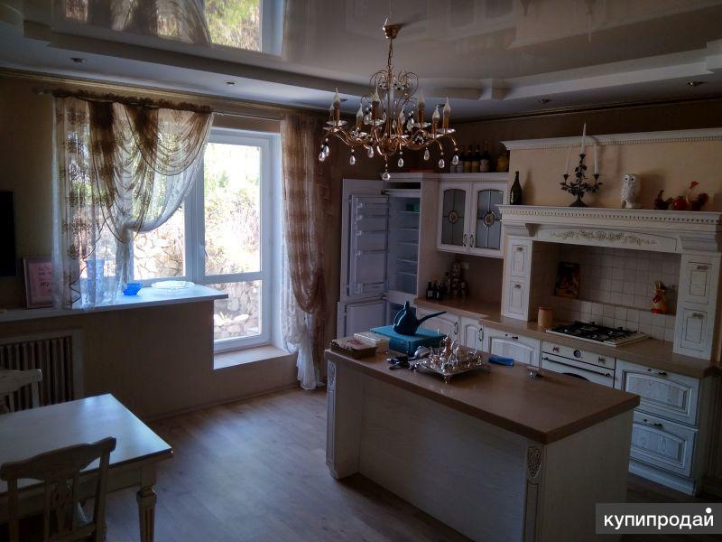 Продается 3-х этажный жилой дом из красного кирпича ул. Садовое кольцо 460 м2