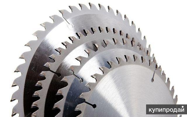Заточка и ремонт дисковых пил