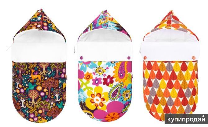 Конверты MIKKIMAMA на выписку и одежда для новорожденных