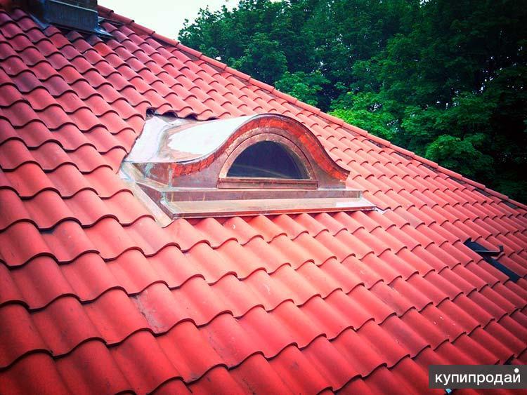 Услуги кровельной бригады в Пензе, строительство крыш