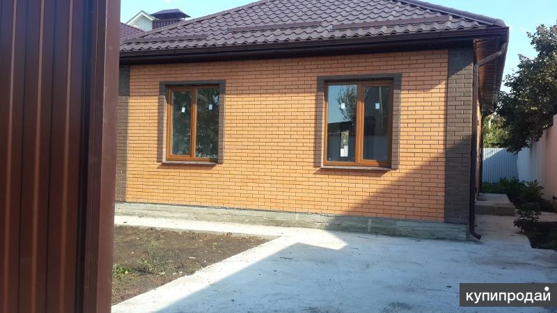 Дом 86 м2 Новый дом в Краснодаре