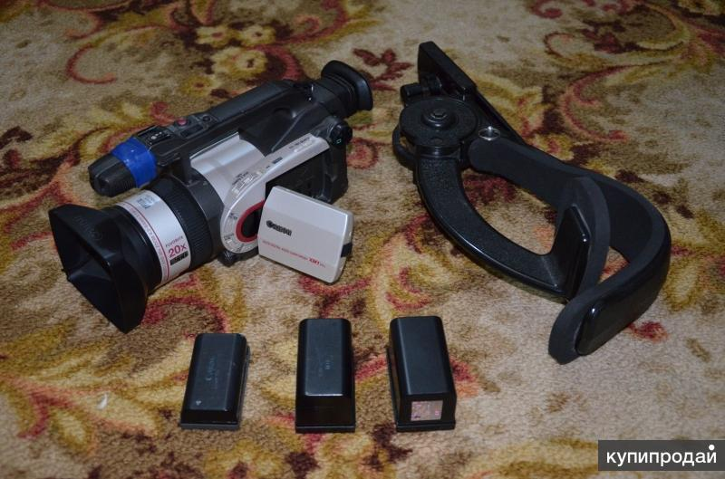 Продам видеокамеру Canon ХМ1. 3ССД