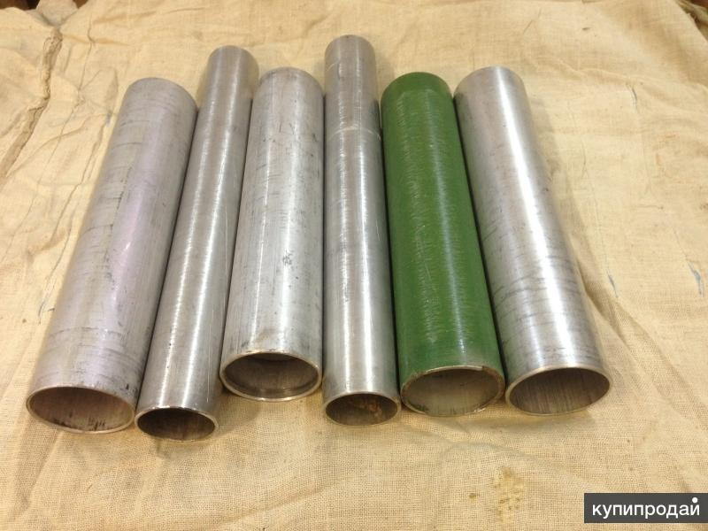 Трубки алюминиевые
