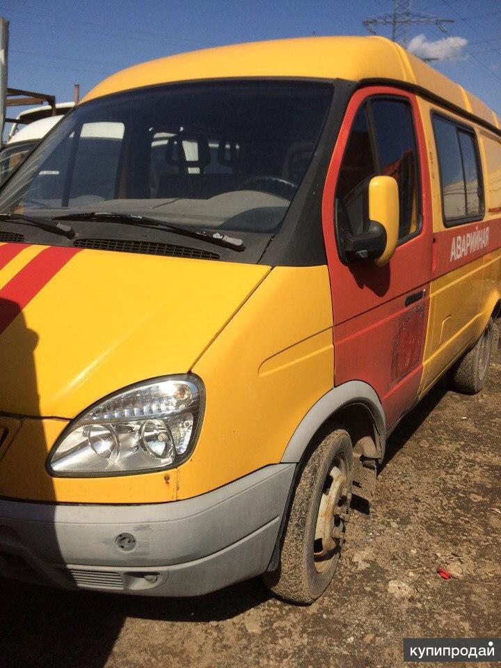 Продам ГАЗ 2705. Год выпуска 2007. (Код 002)