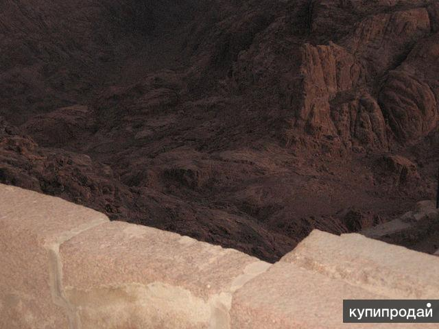 Камень со святой горы Моиссея