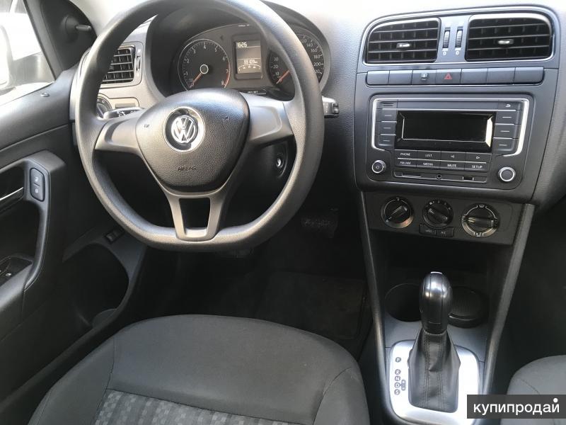Аренда автомобиля Volkswagen Polo, 2017