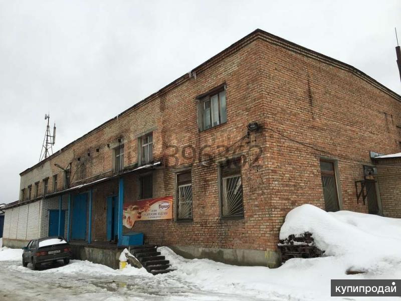 Продам производственно-складской комплекс  967,4 кв.м