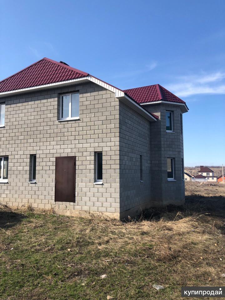 Продаю новый дом в КП «Заповедный» по улице Спортивная 9
