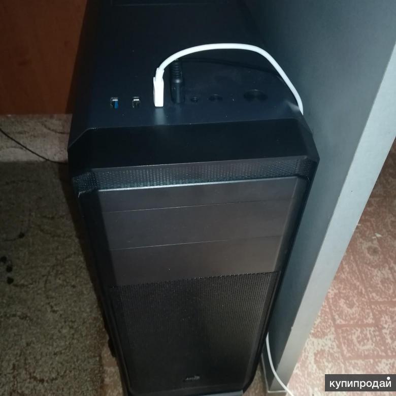 Системный блок с gtx 1060 3 gb