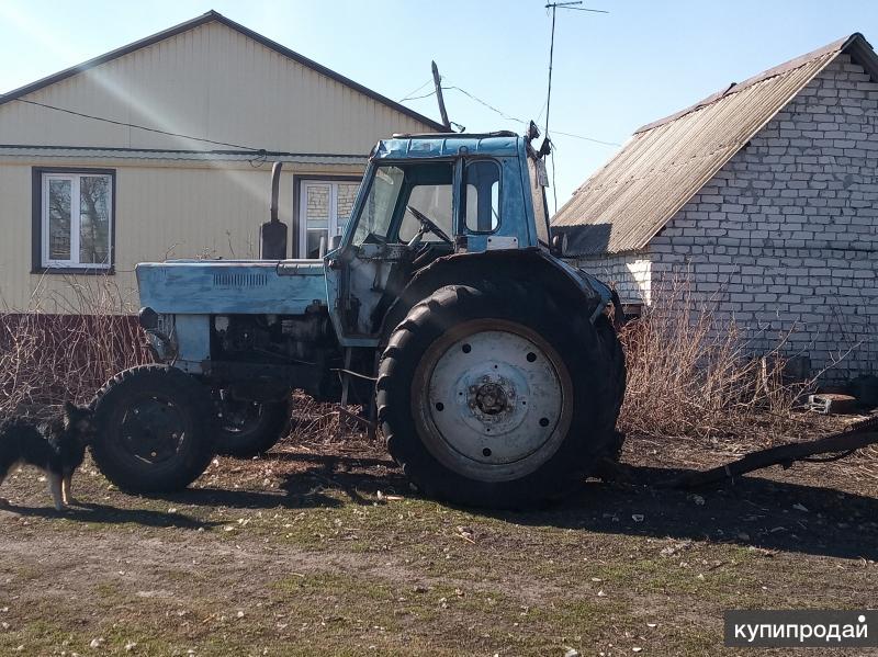 Срочно продам трактор МТЗ-80
