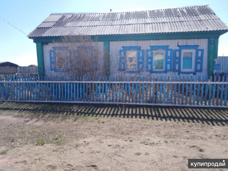 Продам дом в с.Великопетровка Карталинского района.