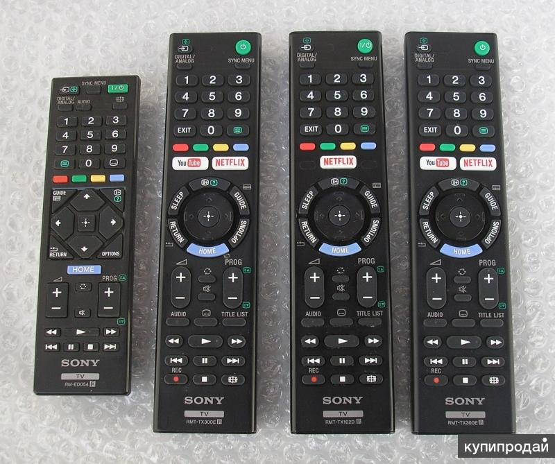 Пульты для телевизоров LCD LED