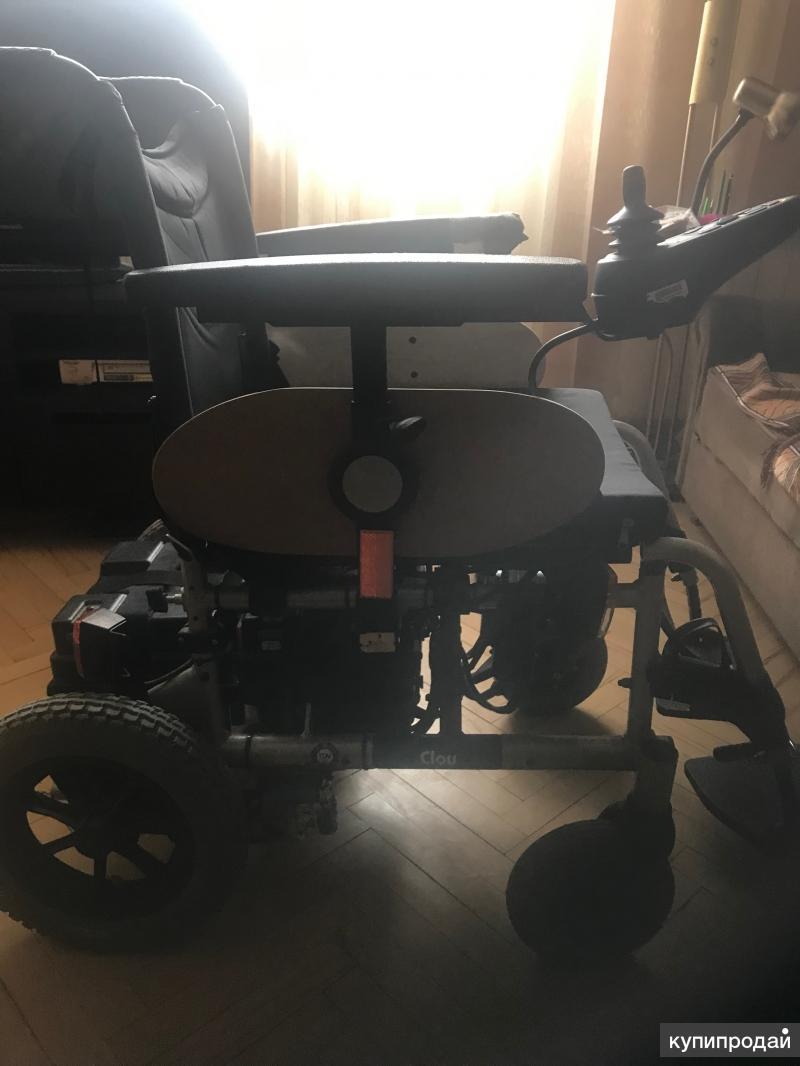 Кресло коляска с электроприводом Meyra Clou