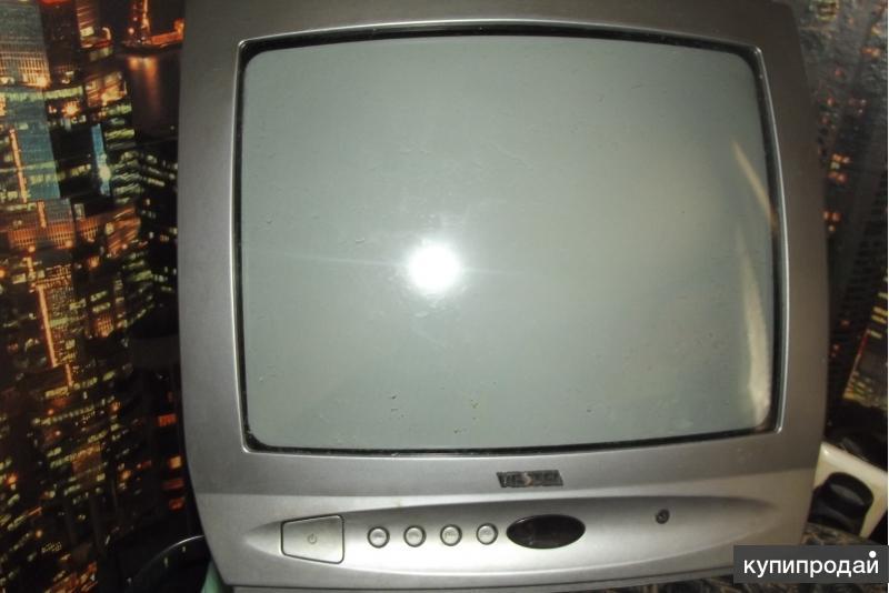 телевизор VESTEL.переносной.