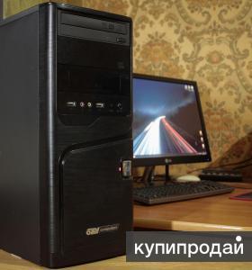 Игровой системник FX6300 /1050ti 4 gb