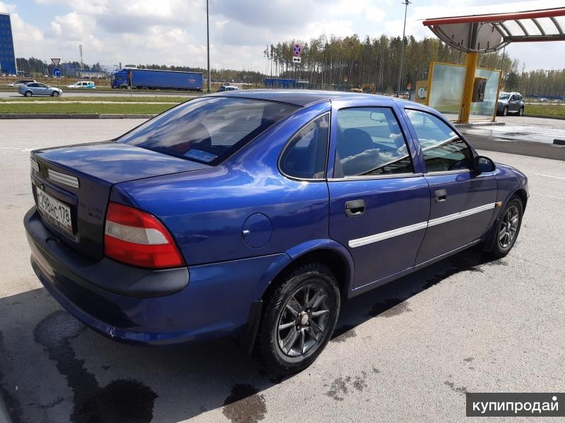 Opel Vectra, 1996